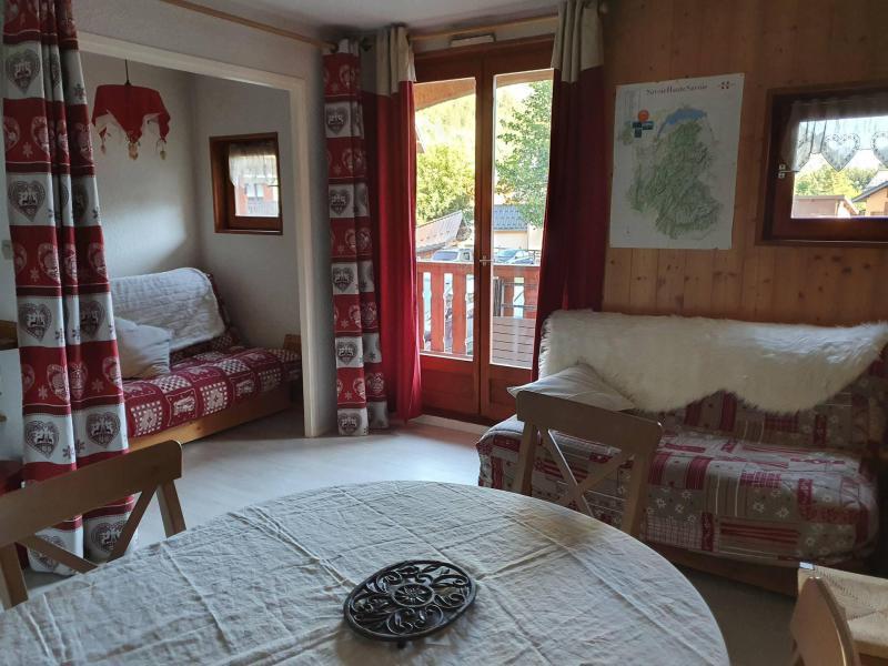 Holiday in mountain resort Studio 4 people (402) - Résidence Eridan - Valloire