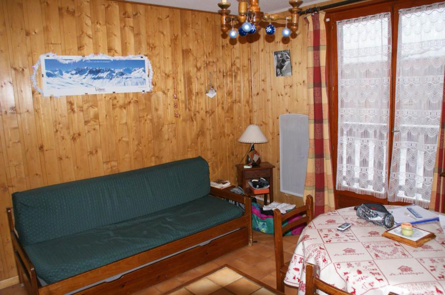 Holiday in mountain resort 2 room apartment 4 people (415) - Résidence Eridan - Valloire