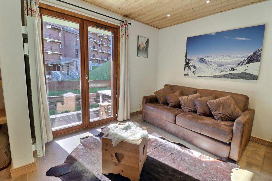 Vacances en montagne Appartement 3 pièces cabine 6 personnes (012) - Résidence Erines - Méribel-Mottaret