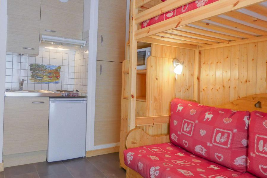 Vacances en montagne Studio 2 personnes (004) - Résidence Erines - Méribel-Mottaret