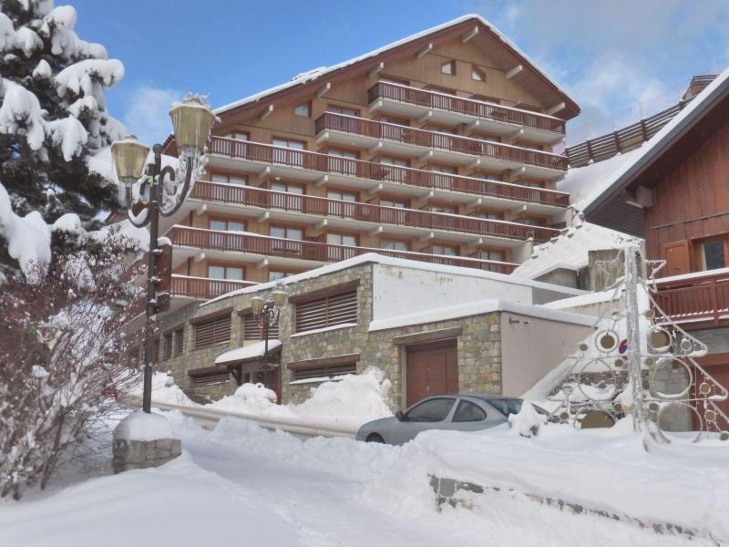Vacances en montagne Résidence Ermitage - Méribel