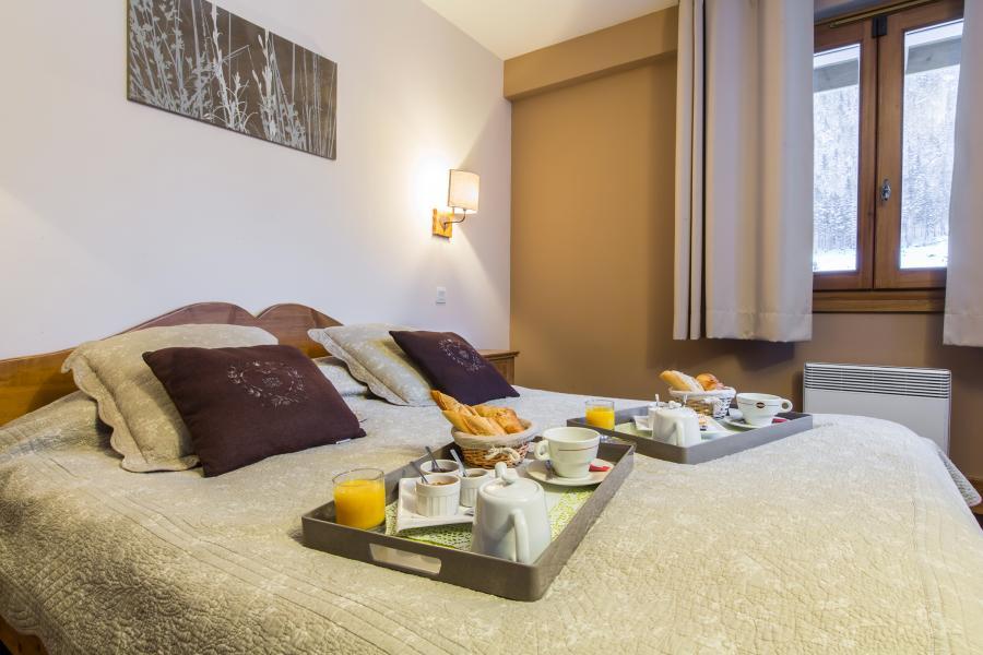 Vacances en montagne Résidence et Spa Vallorcine Mont Blanc - Vallorcine - Chambre