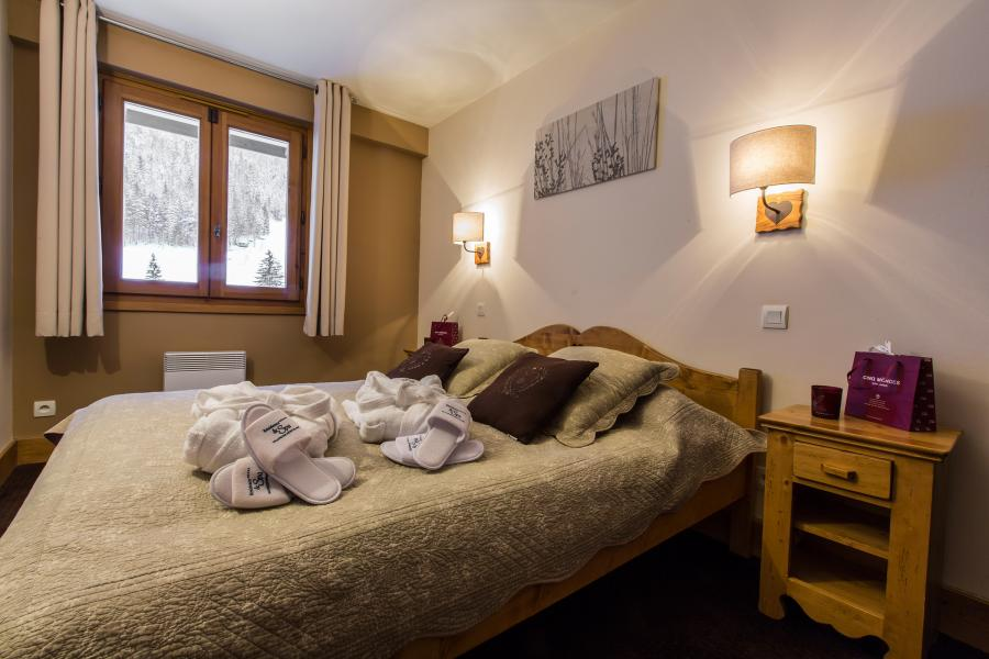Vakantie in de bergen Résidence et Spa Vallorcine Mont Blanc - Vallorcine - Kamer