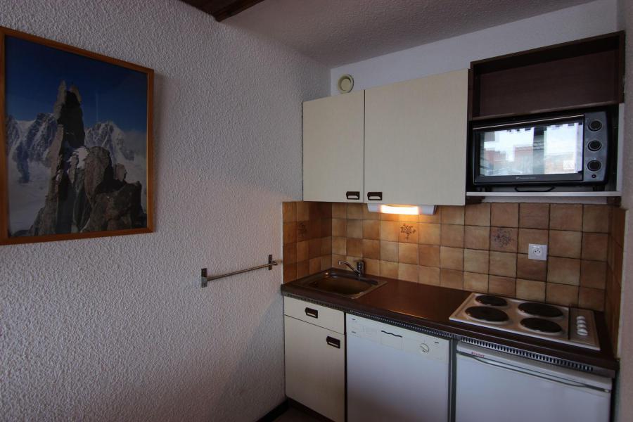 Vacances en montagne Studio cabine 4 personnes (43) - Résidence Eterlous - Val Thorens