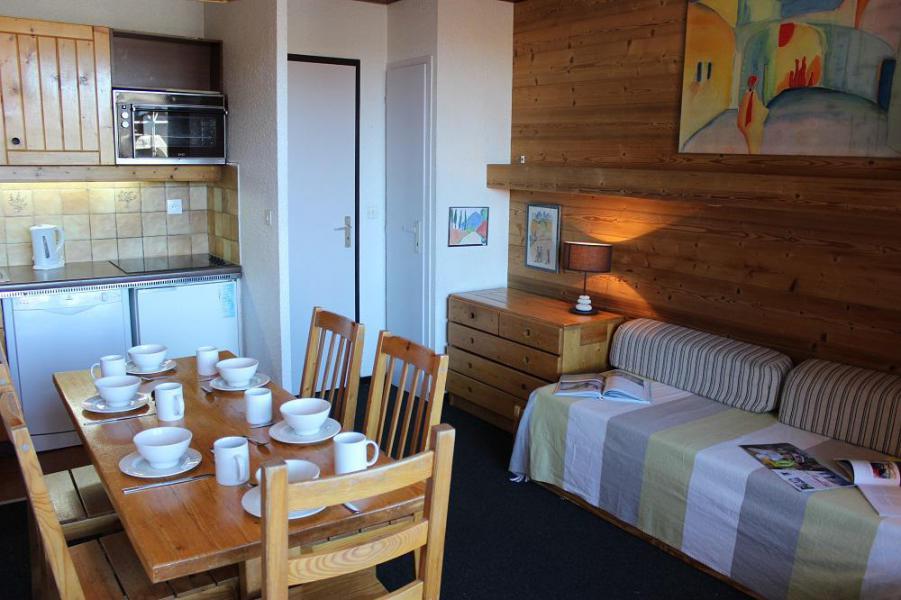 Vacances en montagne Appartement 2 pièces cabine 6 personnes (26) - Résidence Eterlous - Val Thorens - Logement