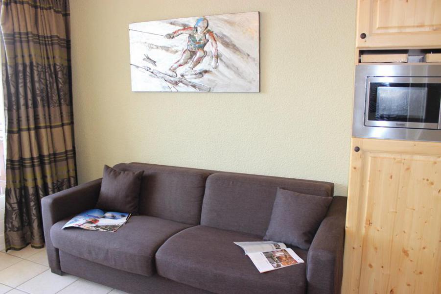 Vacances en montagne Studio cabine 4 personnes (28) - Résidence Eterlous - Val Thorens - Logement