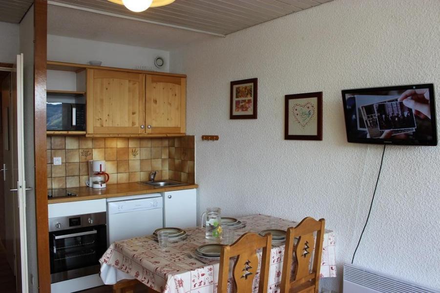 Vacances en montagne Studio cabine 4 personnes (42) - Résidence Eterlous - Val Thorens - Chambre