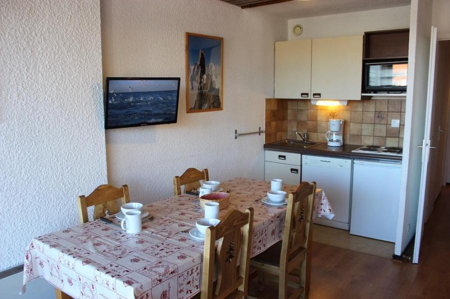Vacances en montagne Studio cabine 4 personnes (43) - Résidence Eterlous - Val Thorens - Grille-pain