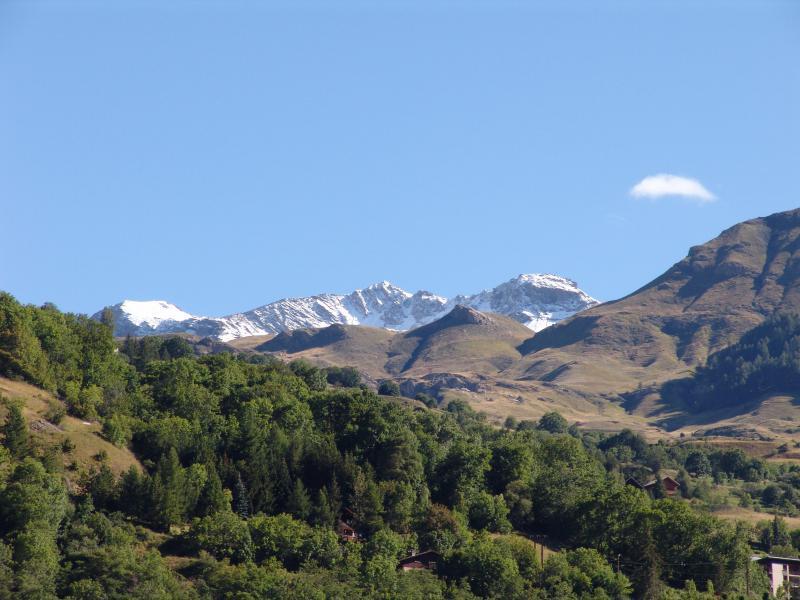 Wakacje w górach Résidence Etoile d'Orion - Orcières Merlette 1850 - Na zewnątrz latem