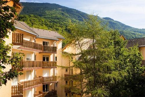 Vacances en montagne Résidence Eureca - Brides Les Bains - Extérieur été