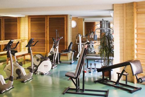 Vacances en montagne Résidence Eureca - Brides Les Bains - Espace fitness