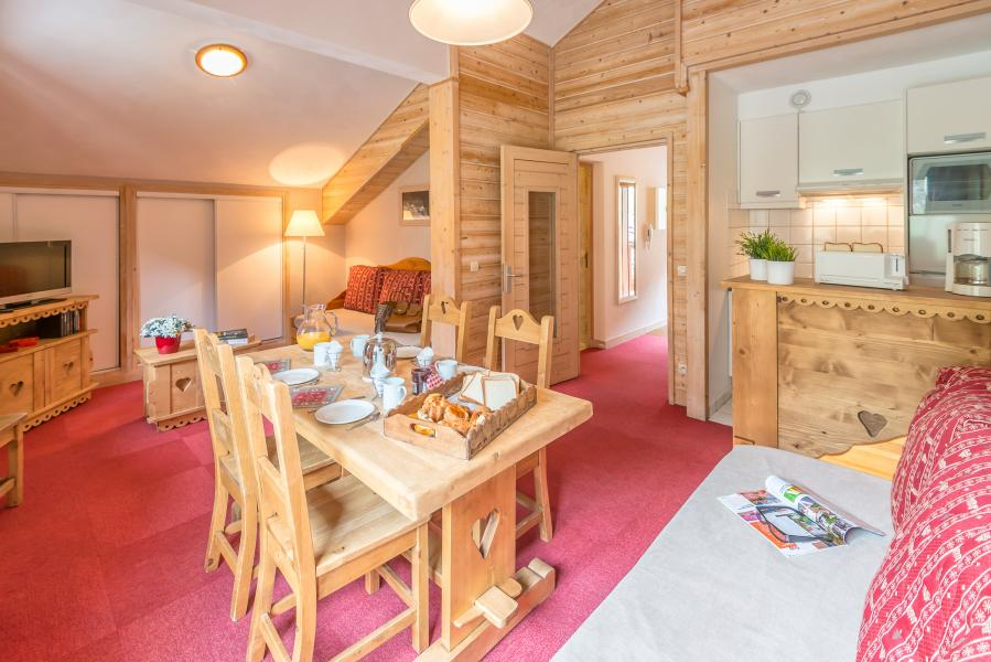 Vacances en montagne Résidence Eureka Val - Val d'Isère - Salle à manger