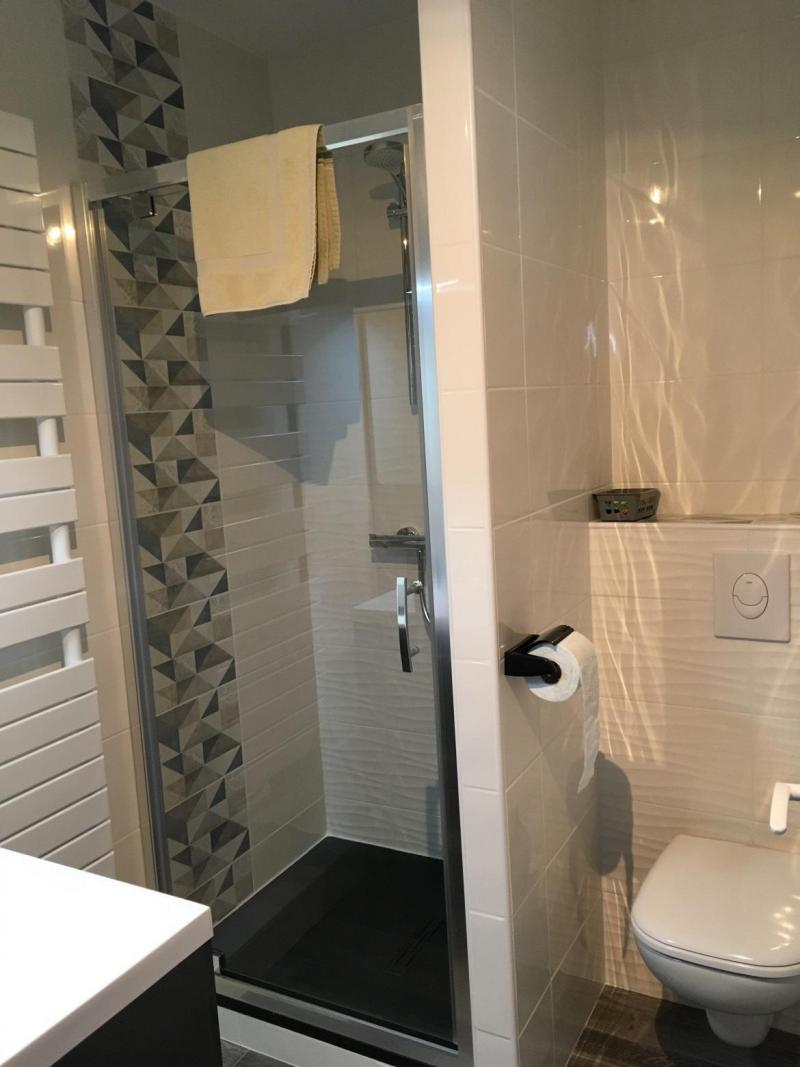 Holiday in mountain resort 3 room apartment 8 people (711) - Résidence Euroneige - Gourette - Shower