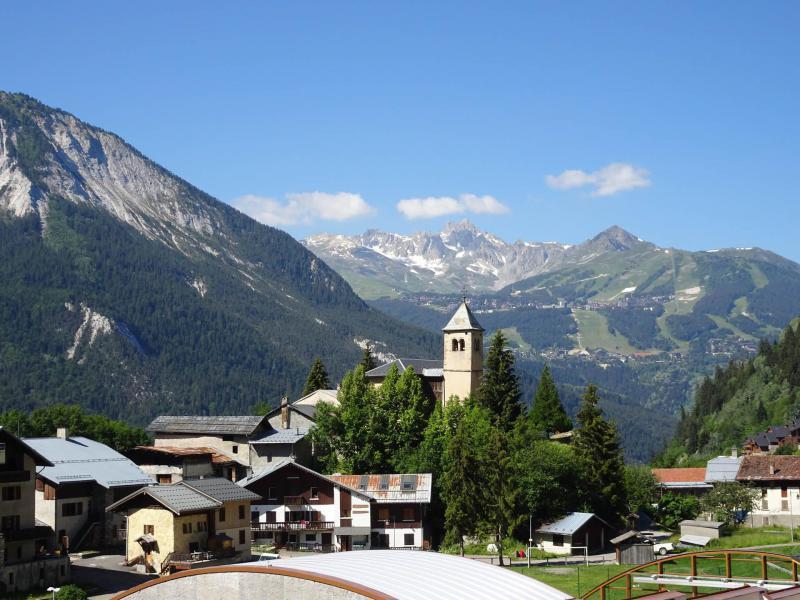 Location au ski Appartement duplex 3 pièces 4 personnes (CHARDON) - Résidence Flor'Alpes - Champagny-en-Vanoise - Extérieur été