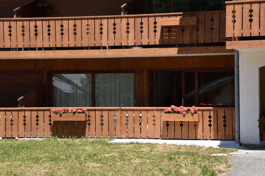 Location au ski Appartement 3 pièces 6 personnes (BRUYERE) - Résidence Flor'Alpes - Champagny-en-Vanoise - Extérieur été