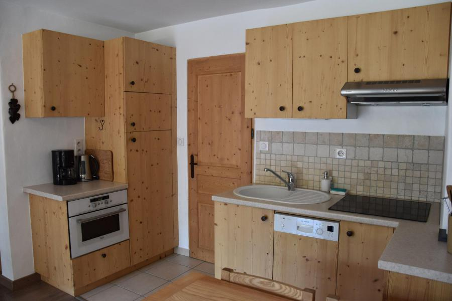 Wakacje w górach Apartament 3 pokojowy 6 osób (BRUYERE) - Résidence Flor'Alpes - Champagny-en-Vanoise - Aneks kuchenny