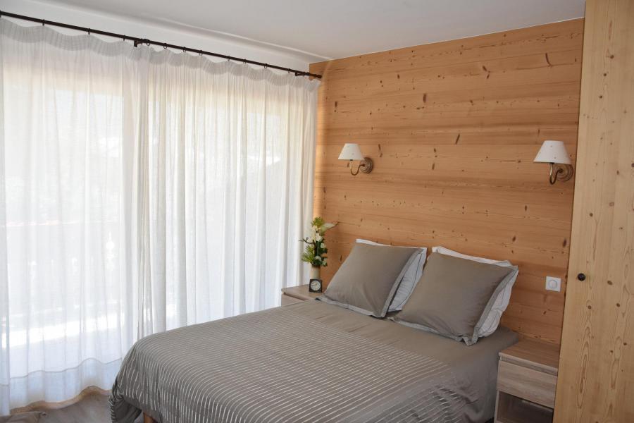 Wakacje w górach Apartament 3 pokojowy 6 osób (BRUYERE) - Résidence Flor'Alpes - Champagny-en-Vanoise - Łóżkem małżeńskim
