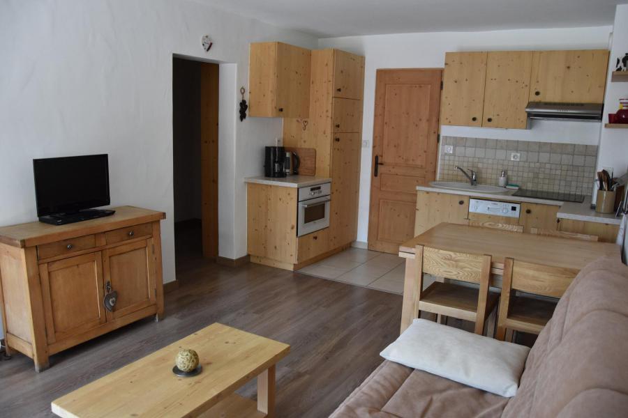 Wakacje w górach Apartament 3 pokojowy 6 osób (BRUYERE) - Résidence Flor'Alpes - Champagny-en-Vanoise - Pokój gościnny