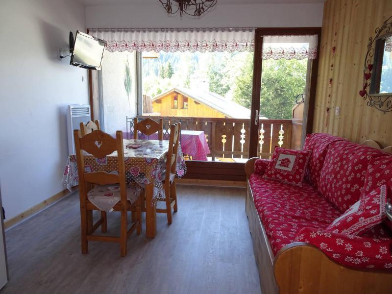 Wakacje w górach Apartament duplex 3 pokojowy 4 osób (CHARDON) - Résidence Flor'Alpes - Champagny-en-Vanoise - Pokój gościnny