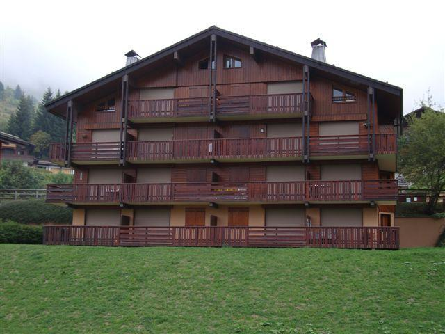 Holiday in mountain resort 2 room apartment cabin 5 people (301) - Résidence Florimontagne - Le Grand Bornand