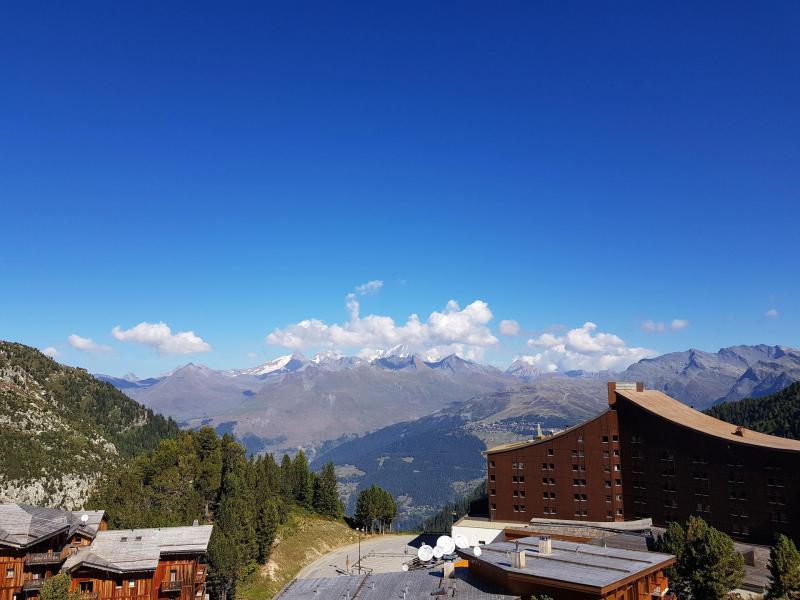 Location au ski Studio coin montagne 3 personnes (805) - Résidence Fond Blanc - Les Arcs - Extérieur été