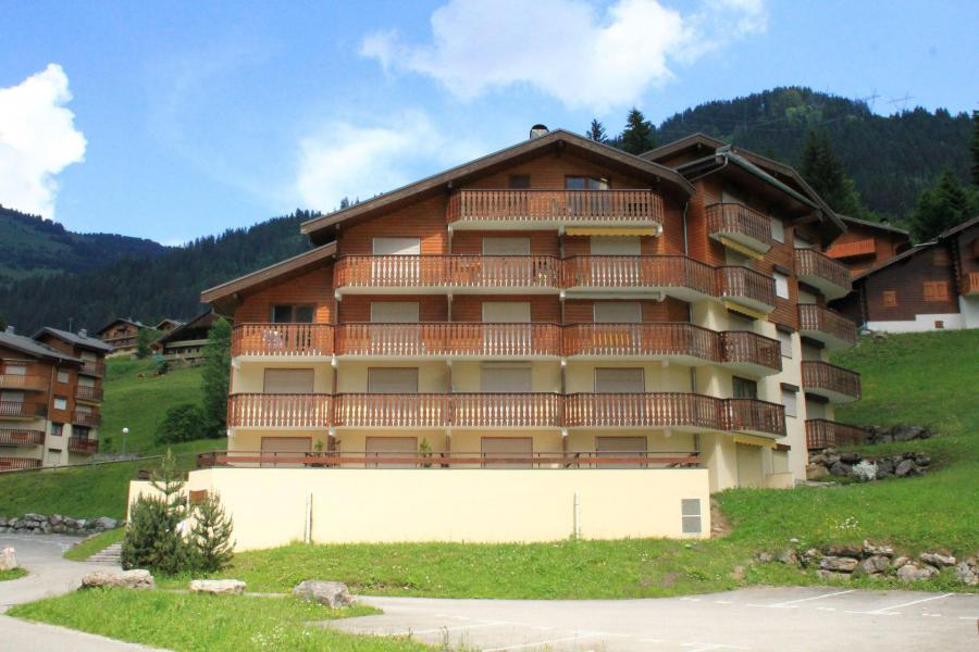 Vakantie in de bergen Résidence Forsythia - Châtel