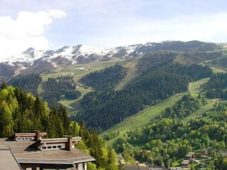 Vacances en montagne Appartement 3 pièces 6 personnes (9C) - Résidence Frasse - Méribel - Extérieur été