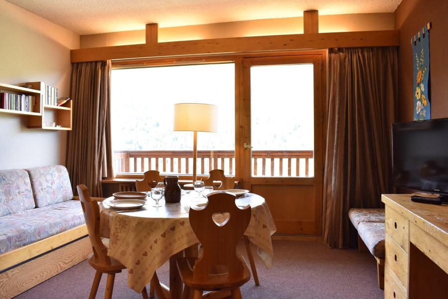 Holiday in mountain resort Studio 4 people (5H) - Résidence Frasse - Méribel