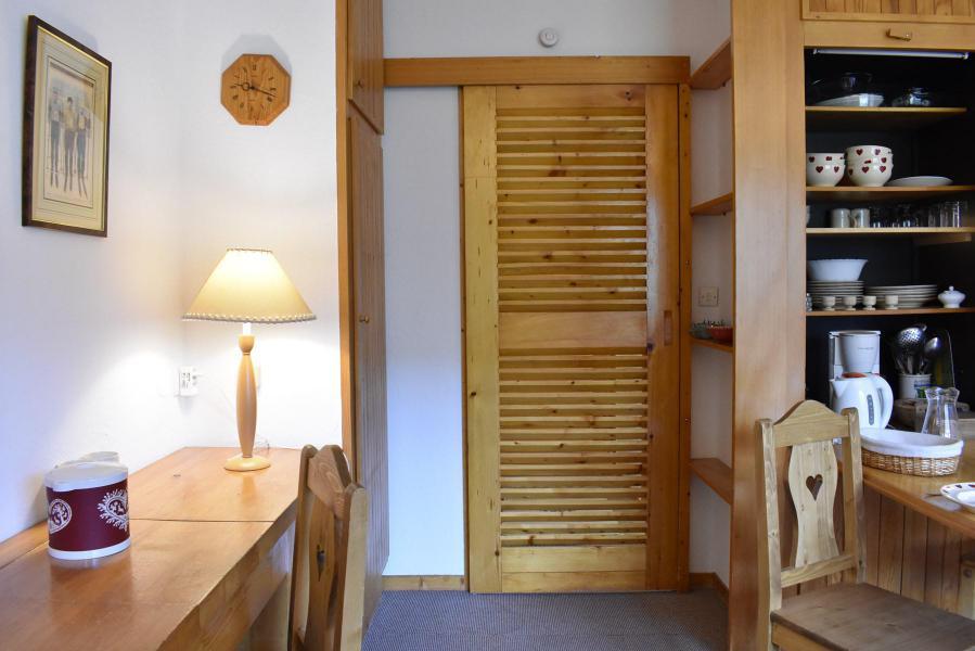Holiday in mountain resort Studio 4 people (18H) - Résidence Frasse - Méribel
