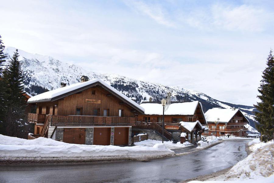 Holiday in mountain resort Studio 4 people (5H) - Résidence Frasse - Méribel