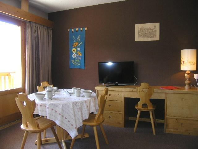Vacances en montagne Studio 4 personnes (5H) - Résidence Frasse - Méribel - Salle de bains