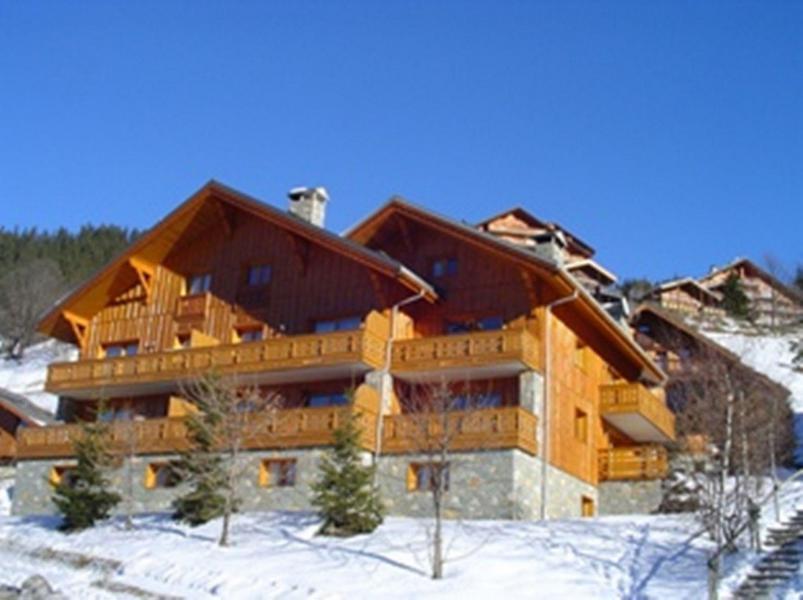 Vacances en montagne Résidence Frenes - Méribel