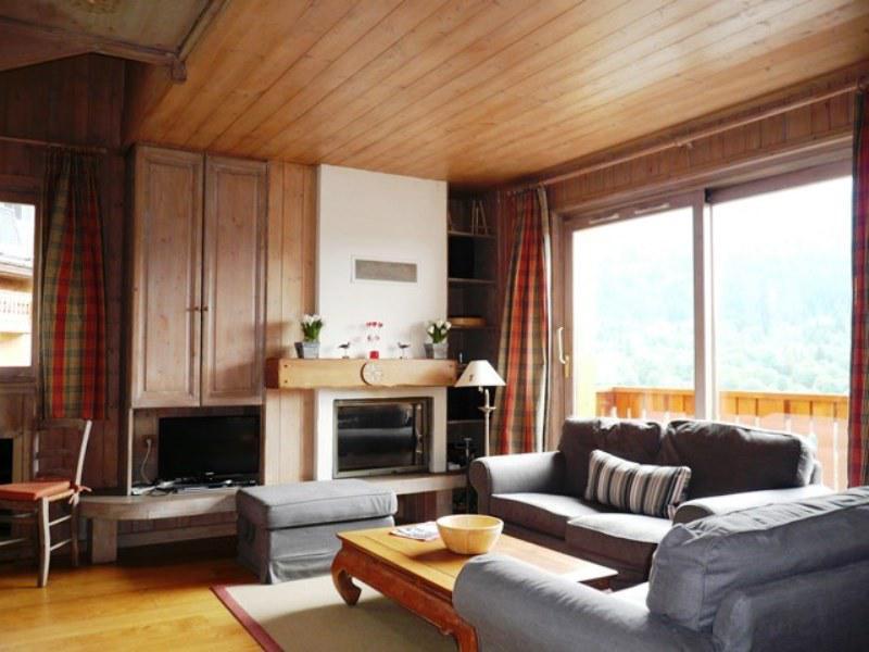 Vacances en montagne Appartement duplex 4 pièces 6 personnes (07) - Résidence Frenes - Méribel - Logement
