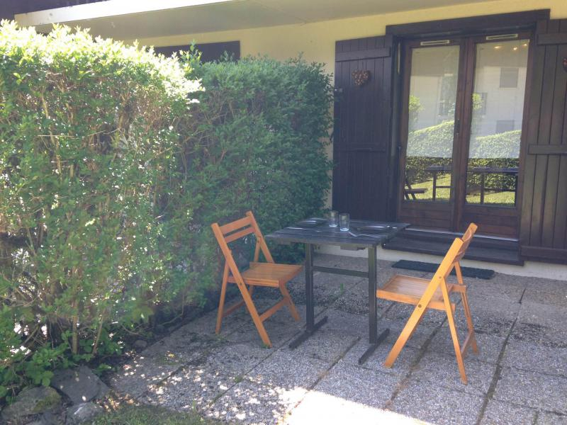 Urlaub in den Bergen Studio für 4 Personen (A10) - Résidence Front de Neige - Combloux