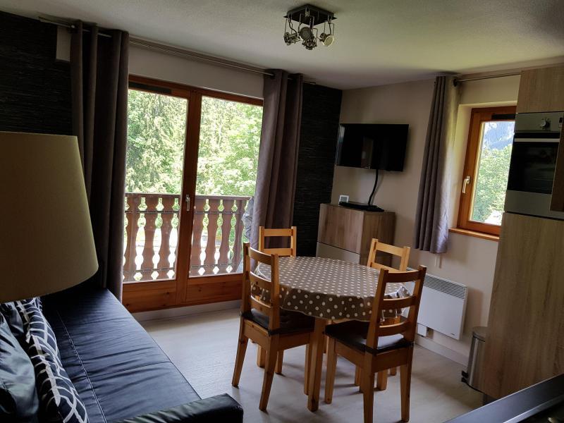Vacaciones en montaña Apartamento cabina 2 piezas para 5 personas (05) - Résidence Fuchsia - Châtel - Estancia