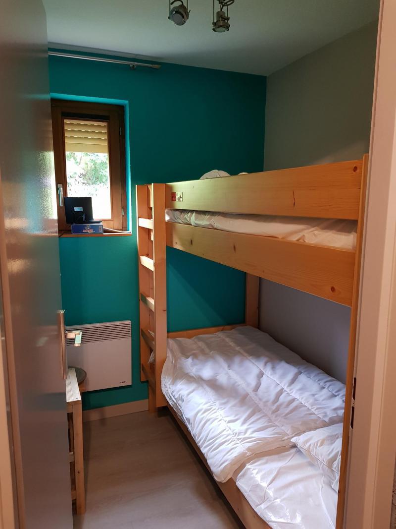 Vacaciones en montaña Logement 5 personnes - Résidence Fuchsia - Châtel - Alojamiento