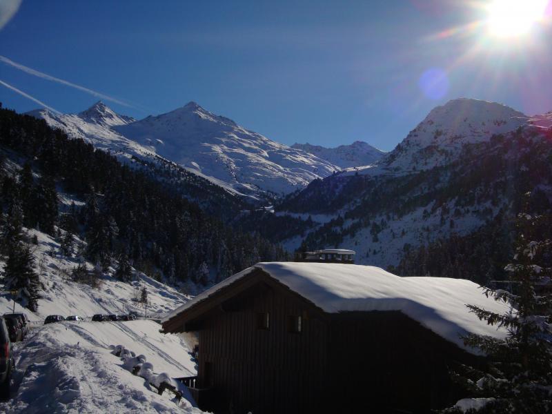 Vacances en montagne Résidence Gaillard - Méribel-Mottaret