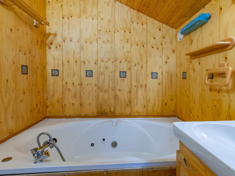 Vacances en montagne Appartement 4 pièces 8 personnes (005) - Résidence Gaillard - Méribel-Mottaret