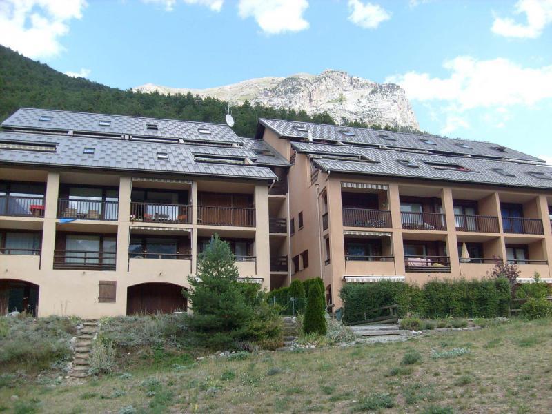 Vacaciones en montaña Résidence Garance B - Pelvoux - Verano