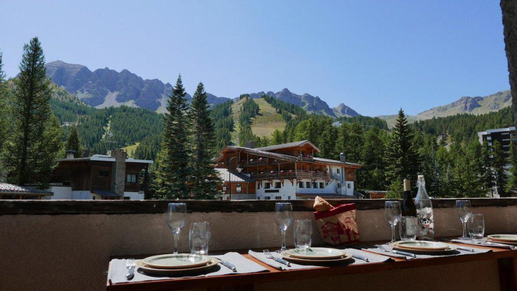 Wakacje w górach Apartament 4 pokojowy 8 osób (422) - Résidence Gaubert - Vars - Pokój gościnny