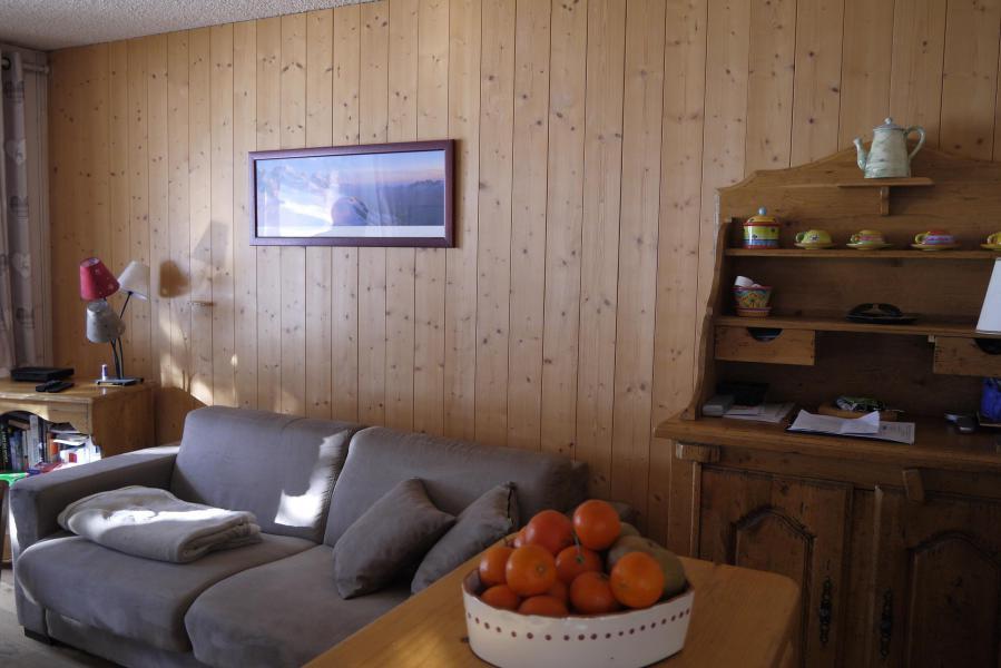 Vacances en montagne Appartement 3 pièces 6 personnes (011) - Résidence Gébroulaz - Méribel-Mottaret - Séjour