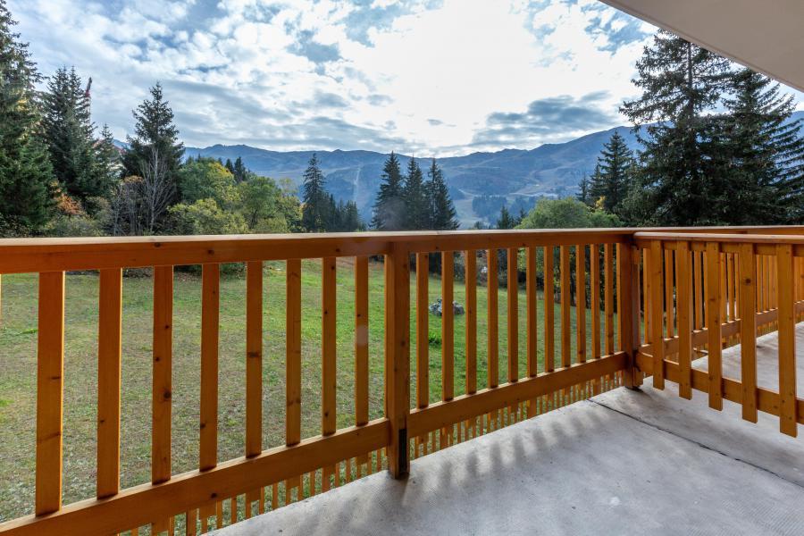 Vacances en montagne Appartement 2 pièces 4 personnes (05B) - Résidence Gelinotte - Méribel