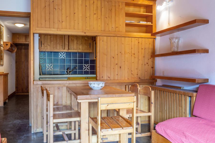 Vacaciones en montaña Apartamento 2 piezas para 4 personas (05B) - Résidence Gelinotte - Méribel