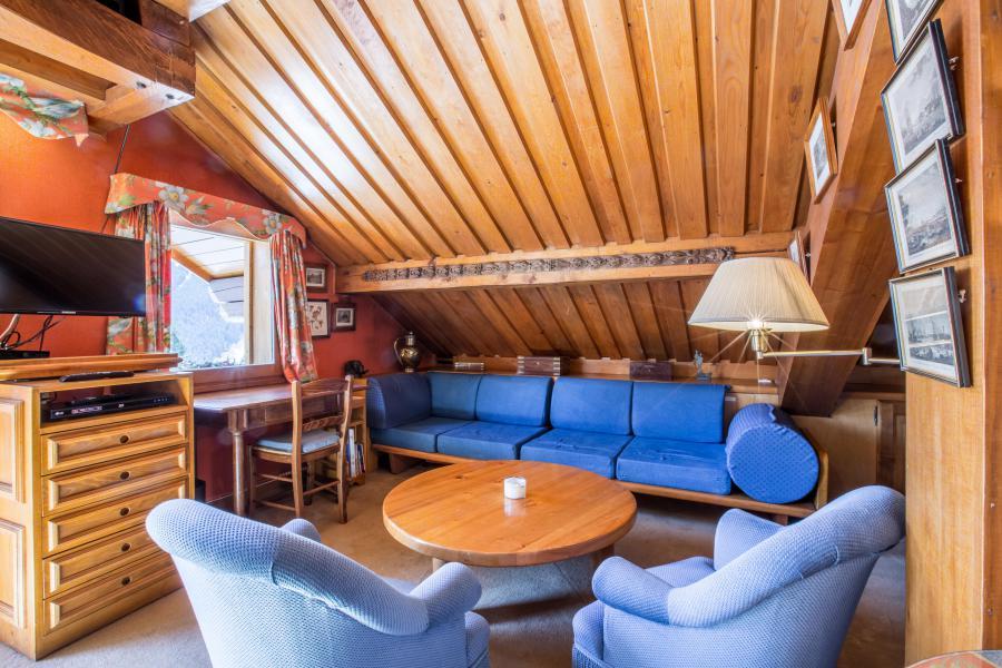 Wakacje w górach Apartament 3 pokojowy z antresolą 5 osób (14) - Résidence Gelinotte - Méribel - Zakwaterowanie