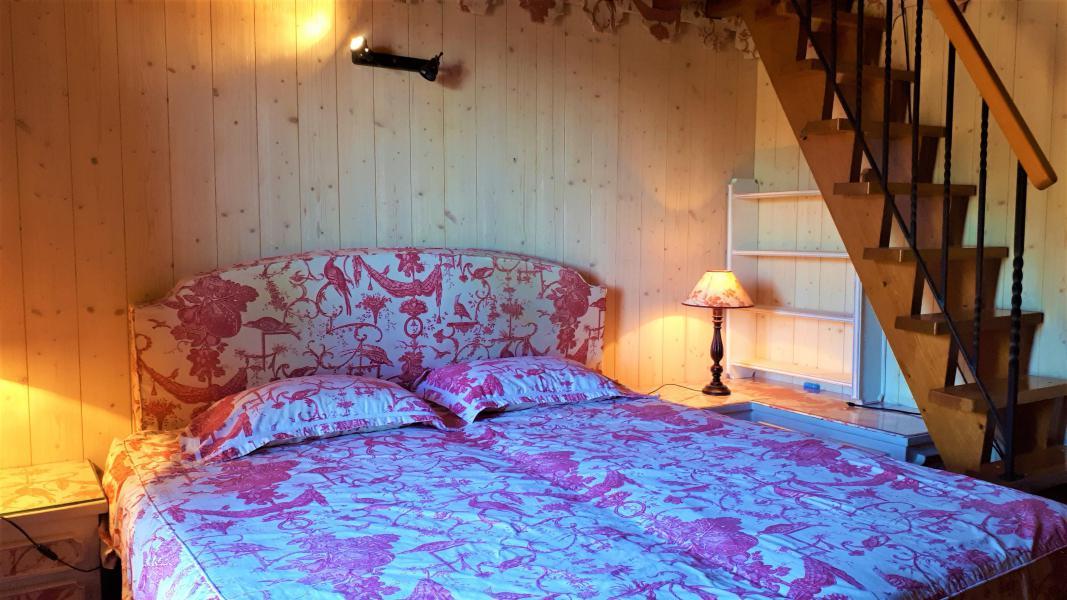 Vacances en montagne Appartement 3 pièces mezzanine 5 personnes (14) - Résidence Gelinotte - Méribel - Chambre