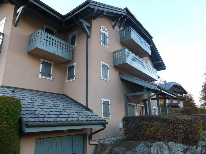 Vacances en montagne Appartement 3 pièces cabine 6 personnes (A34) - Résidence Génépi - Saint Gervais