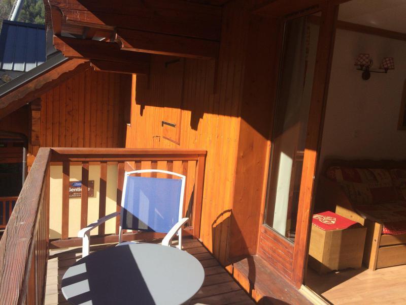 Vacaciones en montaña Apartamento 2 piezas para 4 personas (305) - Résidence Gentiane Hameau de la Vallée d'Or - Valloire