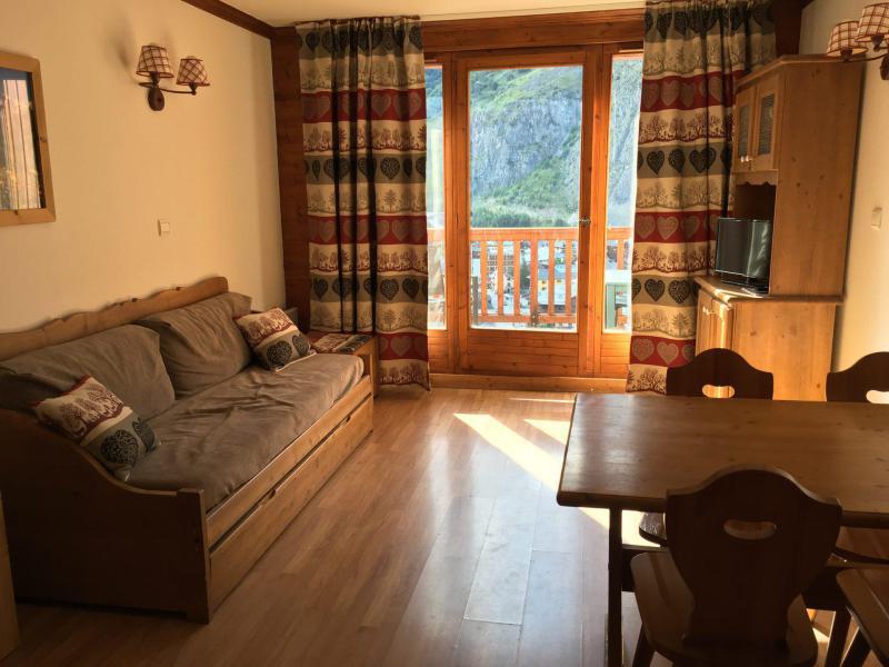 Vacaciones en montaña Apartamento 2 piezas para 4 personas (203) - Résidence Gentiane Hameau de la Vallée d'Or - Valloire - Estancia