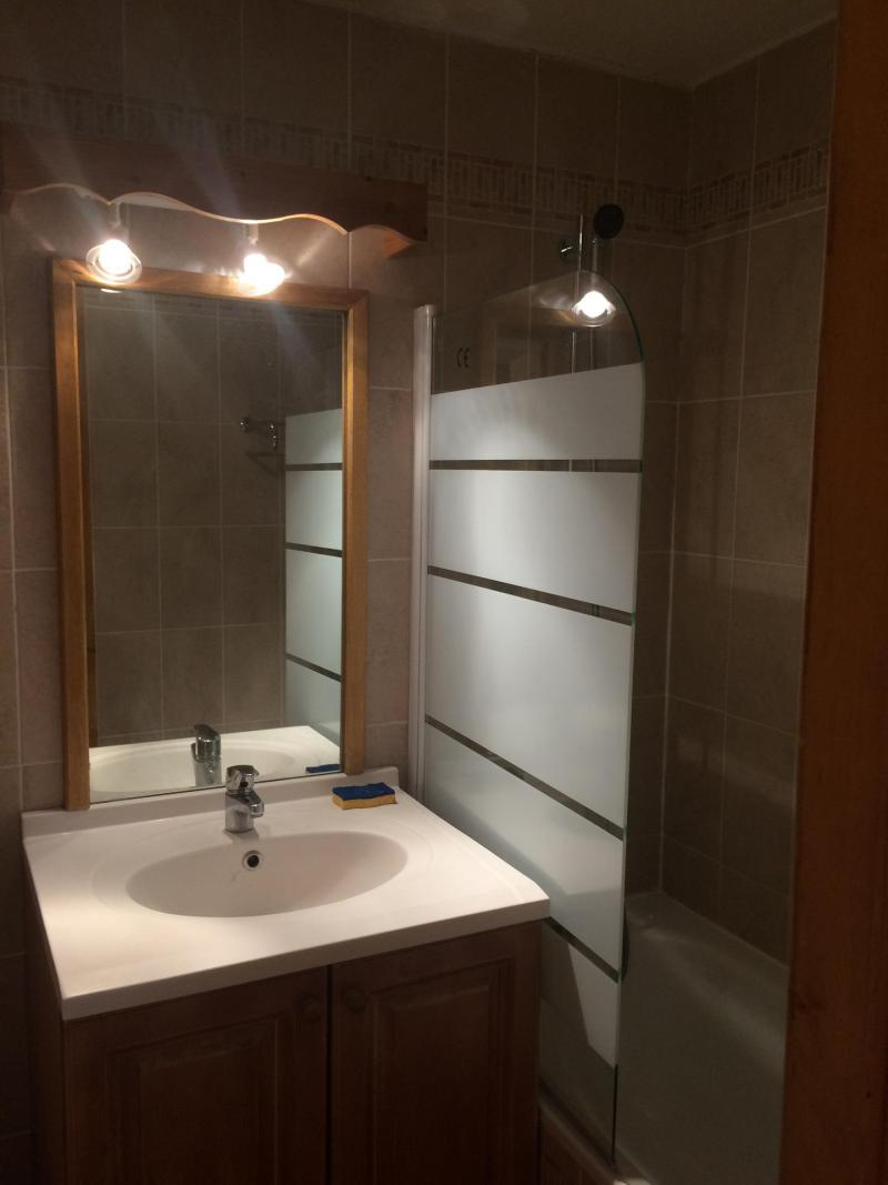 Vacaciones en montaña Apartamento 2 piezas para 4 personas (305) - Résidence Gentiane Hameau de la Vallée d'Or - Valloire - Bañera