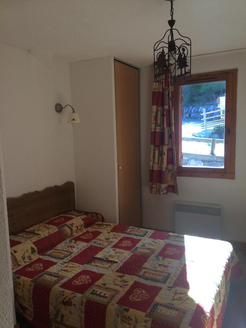 Vacaciones en montaña Apartamento 2 piezas para 4 personas (305) - Résidence Gentiane Hameau de la Vallée d'Or - Valloire - Cama doble